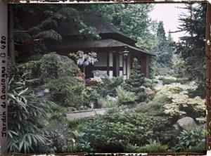 Une maison japonaise, 14 mai 1915.