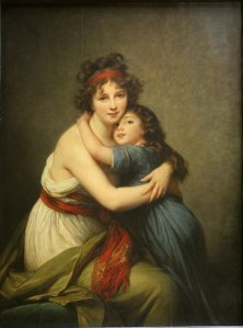 Self-portrait_with_Her_Daughter_by_Elisabeth-Louise_Vigée_Le_Brun