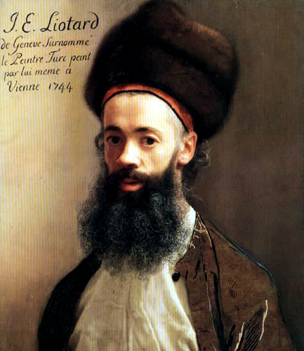 Jean-Etienne-Liotard-Autoportrait